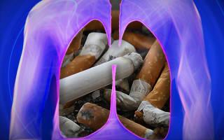 Лекарство для легких и бронхов для курильщиков