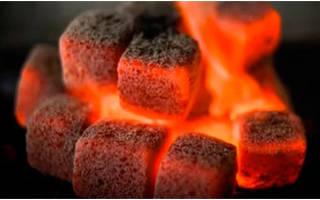 Как разжечь угли на плите