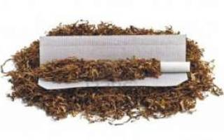 Что нужно для самокруток сигарет