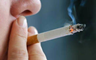Как курение влияет на пищеварение