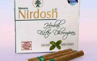 Сигареты травяные без никотина