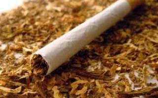 Настоящие сигареты с табаком в россии