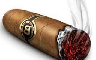 Есть ли в сигарах никотин