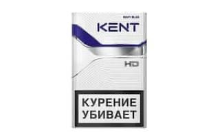 Кент сильвер сколько никотина