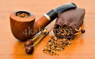 Виды трубок для курения