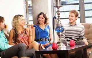 Как курить кальян через трубку правильно