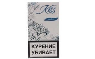 Kiss brown effect с каким вкусом
