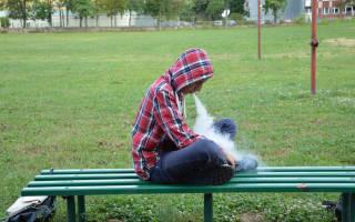 Как определить что ребенок курит