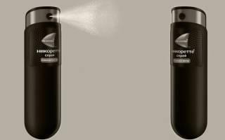 Как правильно использовать никоретте спрей