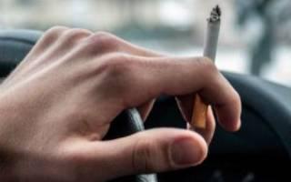 Как отбить запах сигарет от рук