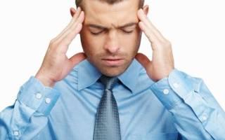 От курения болит голова что делать
