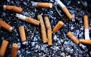 Курение снижает или повышает давление