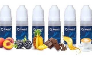 Лучшие жидкости для электронных сигарет топ