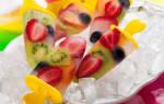 Как сделать фруктовый лед дома