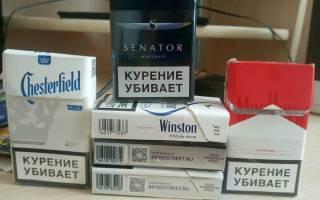 Самые крепкие сигареты в россии