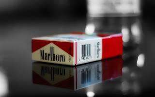 Сколько сигарет в пачке мальборо