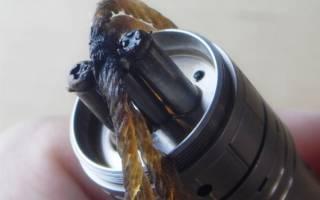 Чем промыть электронную сигарету