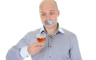 Если выпить при кодировке от алкоголизма