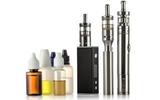 Электронные сигареты влияние на легкие