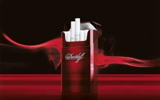 Сигареты давыдов виды и описание
