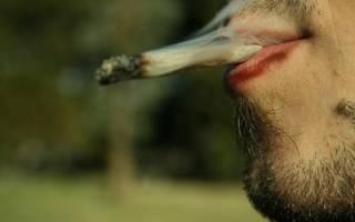 Курение анаши влияние на организм
