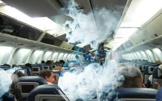 В каких самолетах можно курить