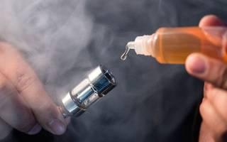 Можно ли заправить электронную сигарету водой