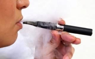 Последствия после курения вейпа