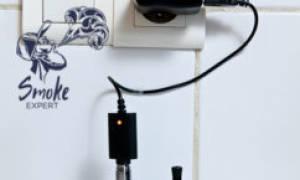 Как понять что электронная сигарета зарядилась