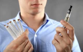 Дым от электронной сигареты вреден для окружающих