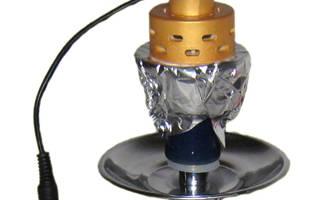 Электрические угли для кальяна