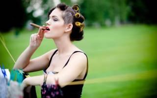 Последствия курения у женщин