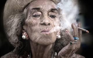 Как сигареты влияют на женский организм
