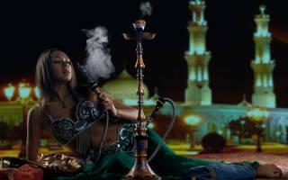 Кальян эффект от курения