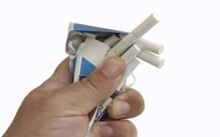 Синдром отмены при отказе от курения