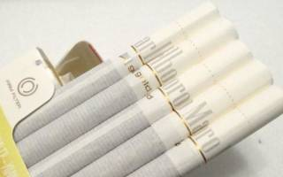 Мальборо голд содержание никотина