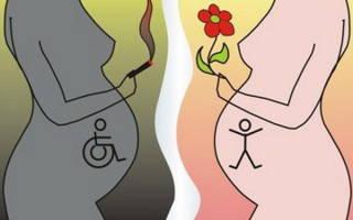Как курение влияет на зачатие у женщин