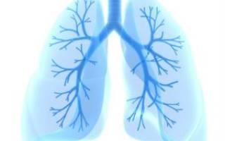 Болит легкое после курения