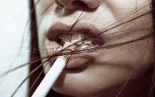 Как побороть тягу к курению когда бросаешь