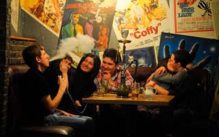 Можно ли курить кальян в общественных местах