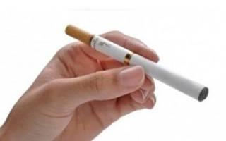 Состав электронной сигареты без никотина