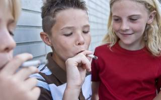 Что делать если подросток начал курить