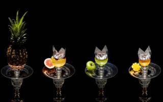 Как сделать фруктовый кальян