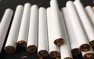 Как называются сигареты без фильтра