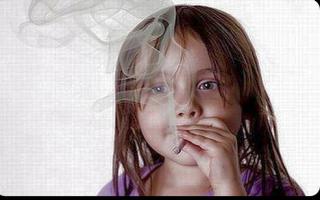 Курящие дети и подростки
