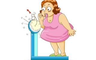 Бросила курить когда вес придет в норму