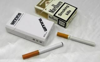 Почему на сигаретах перестали писать крепость