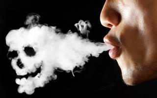 Болезни от курения список
