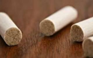 Фильтры для сигарет в домашних условиях