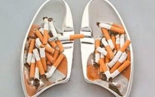 Очистить организм от никотина и смол